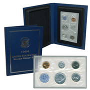 1960-1964 Mint Sets in Government Packaging