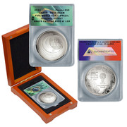 PR69 World Cup Coin