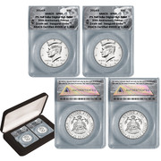 2014 JFK 50th Anniversary Mint Mark Set