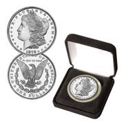 1878 Carson City Mint Morgan Silver Dollar