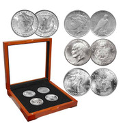 U.S. Silver Dollar Set—First Year Of Issue