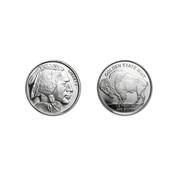 1/2 oz Silver Buffalo Round