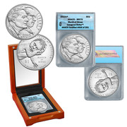 2015 March Of Dimes Commemorative Coin MS70