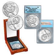 2015 March Of Dimes Commemorative Coin PR70