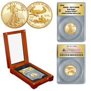 2016 PR70 1/10 OZ Gold Eagle