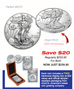 2016 Silver Eagle Collector's Set–SAVE $20