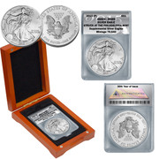 2015 MS69 Philadelphia P Mint American Silver Eagle