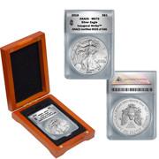 2018 MS70 Silver Eagle