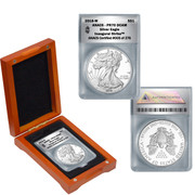 2018 PR70 Proof American Silver Eagle