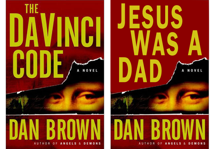 da vinci code book essay Essay example made by a student dan brown author of the davinci code legend of the holy grail the da vinci code • much of da vinci code lifted from this book.