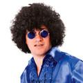 Black Afro Wig 6018