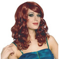 Red Lolita Wig 6037