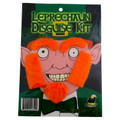 St Patricks Day Wigs Leprechaun Disguise Kit 6106