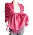 Hot Pink Pashmina Shawl Dozen 2104