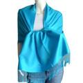 Turquoise Pashmina Shawl 2115