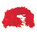 Red Feather Boa 2031