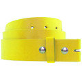 Yellow Belts Bulk | For Buckle Mix Sizes W/ FREE Buckles 2348A