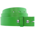 Buckleless Belts Green Mix Sizes DOZEN 2356A