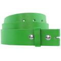 Buckleless Belts Green Mix Sizes DOZEN 2356A