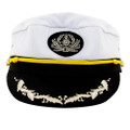 Admiral Yacht Hat with Yellow String 1341
