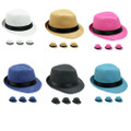 Boys Fedora | Kids Fedora | Wholesale Child Hats | 12PK 1558D