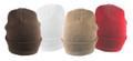 DOZEN Long Beanie Hats Mixed Colors 5750