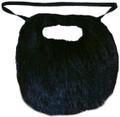 "Black Standard 6"" Inch Beard and Moustache 1690"
