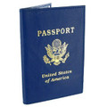 Passport Cover Navy 3044