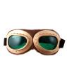 Deluxe Aviator Costume Goggles 1183
