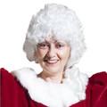 Santa/ Ms. Claus Curly Wig 6059