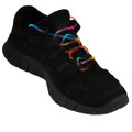Flashing LED Shoelaces Rainbow 1865