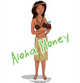 Aloha Honey Hula Costume 4416