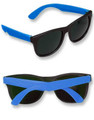 Blue Legs Party Sunglasses with Dark Lens 1181