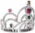 Color Detail Princess Tiara 1446