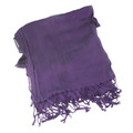 Scarf Viscose Purple 2040