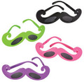 Mustache Glasses Sunglasses Mixed Colors Dozen 7121