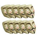 Dozen V for Vendetta masks