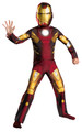 Child Iron Man Mark 7 Classic Costume 4714XS-4714L