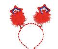 Patriotic Star Boppers 12 Pack - Dozen 9134