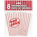 Popcorn Boxes (8 count) 3800