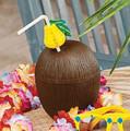 Plastic Coconut Cup Dozen 3832D