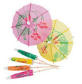 Cocktail Drink Parasol Bulk 144pcs 3837