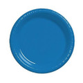 "Blue Party Paper Plates  7"" 25 Pack 3862"