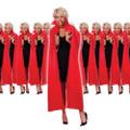 """Adult Costume Cape 56"""" Inch Cape Bulk Wholesale Dozen 4520D"""