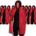 """Costume Red Cape 45"""" 4521C"""