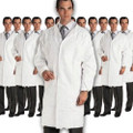 White Adult Costume Lab Coat