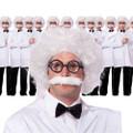 Einstein Wig and Mustache 6021A