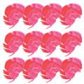 Hot Pink Mohawk Wig Dozen 6030D