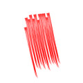 Red Hair Extensions Dozen 6150D