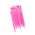 Hot Pink Hair Extensions Dozen 6154D